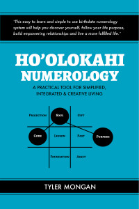 Hoolokahi numerology book cover front